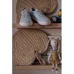 Suknelė su iškirpte žydra