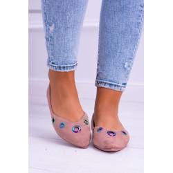 Sukienka dopasowana z odcięciem pod biustem brązowa